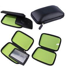 """Hard Carry Case Cover 6"""" In Car Sat Nav Holder For GPS TomTom Start Garmin OE"""