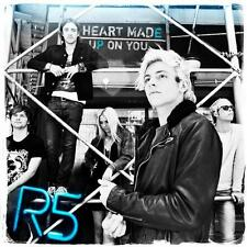 R5 HEART MADE UP ON YOU BRAND NEW SEALED CD EP 2014