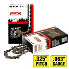 "18"" Full Chisel Chains (2-Pack) for Stihl 025 MS241 MS250 MS251 22LPX068G(2)"