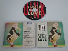 PINK/TRUTH ABOUT LOVE(RCA 88725470612) CD ALBUM