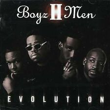 Evolution [Bonus Track] by Boyz II Men (CD, Sep-1997, Motown)