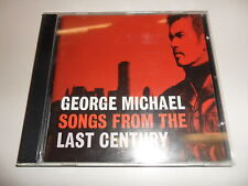 CD  George Michael  ‎– Songs From The Last Century