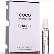 Chanel Coco Mademoiselle Eau De Toilette - 2ml Sample Vial Fragrance