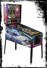 Stern GHOSTBUSTERS Pro  Pinball Machine  FREE SHIPPING New  in Box