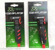 2 X CO2 C02 Pump 16g Cartridge Gas Tank Canister Cylinder Bike Bicycle Cycling