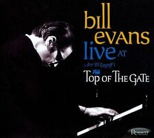 Live at Art D'Lugoff's Top of the Gate [Box] by Bill Evans (Piano) (CD,...