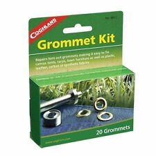 Coghlan's Coghlans 8812-Brass Plated Grommet Repair Kit for Tent Tarp Canopy Etc