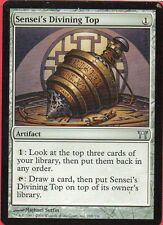 MAGIC MtG - SENSEI'S DIVINING TOP Cappa delle profezie del sensei - VF/NM ENG.
