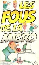 Les fous de la micro // VIRGA // Marabout // 1ère Edition // Humour // BD