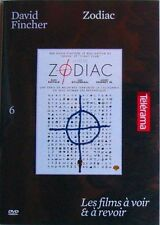 DVD ZODIAC - Mark RUFFALO / Jake GYLLENHAAL - David FINCHER
