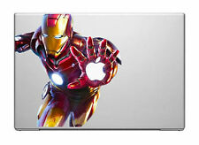 "IRON Man [ ATTACCO! ] Laptop Adesivo Vinile per MacBook 13 "",15"" o 17 """
