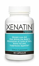 Xenatin - Professional Strength Carbohydrate, Fat Blocker & Appetite Suppressant