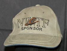 Official NWTF National Wild Turkey Federation Baseball Cap Adjustable Hat Casual