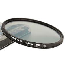 Praktica 72 mm MC CPL Filter Design von Schneider ( B+W) Circular Polfilter