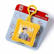 One Direction 'Liam' Plush Square Shaped Backpack / School Bag Rucksack Clip