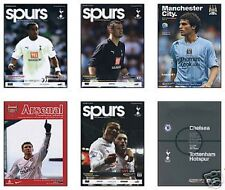 Tottenham Hotspur 2008 Coupe De La Ligue Jeu De Cartes À Collectionner