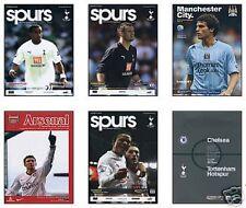 Tottenham Hotspur 2008 Liga-pokal Trading-karten-set