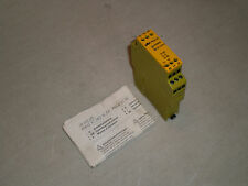 Pilz PNOZX7 24VACDC 2n/o Safety Relay PNOZX724VACDC Free Shipping!