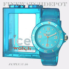 Authentic Unisex Ice Jelly Turquoise Watch JY.TT.U.U.10