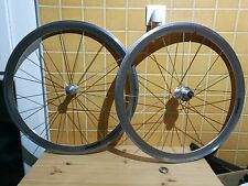 vintage rare Campagnolo Shamal clincher aero wheel PMP hubs 16H 8 speed