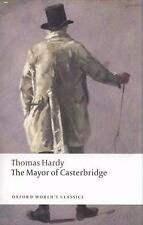 The Mayor of Casterbridge Oxford World's Classics)