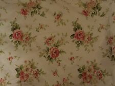 VINTAGE CHIC CAMPBELL Pattern Shabby Chic Floral Curtain Valance