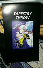 Inuyasha Sesshomaru Throw Blanket/Tapestry *VERY RARE* New in Package
