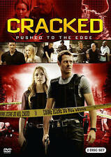 Cracked: Pushed to the Edge (DVD, 2015, 2-Disc Set)