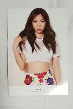 AoA Mina Min a Short Hair Official Photocard