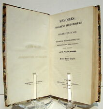 LA PALATINE - Mémoires... correspondance... de... la duchesse d'Orléans - 1832