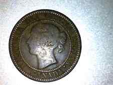 CANADA LARGE CENT -  1859      #XV293