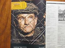 April 7, 2002 N Y Times TV Magazine (ROBIN  WILLIAMS/CHALKZONE/KENNETH  BRANAGH)