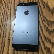 Apple iPhone 5 16GB Black & Slate (Bell Mobility) Smartphone