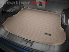 WeatherTech® Cargo Liner for Nissan Rogue w/o 3rd Row - 2014-2016 - Tan