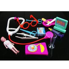 Doctor Pretend Play Kit Medical Set Hospital Supply Toy for Kids Child #1