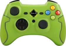 SPEEDLINK TORID Wireless Gamepad, 8-Wege-Steuerkreuz, Vibration, green, PC/PS3
