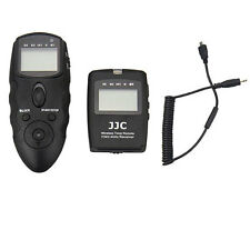 JJC WT-868 Wireless Multifunction Timer Remote Samsung NX3000 EX2 NX20 NX1000