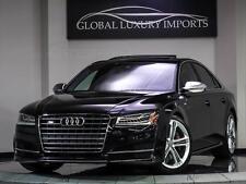 Audi : S8 4.0T quatt