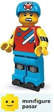 Lego 71000 Collectible Minifigure Series 9: No 8 - Roller Darby Girl - New