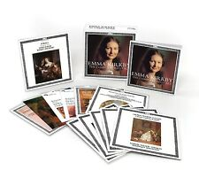 Emma Kirkby-The Complete recitals 12 CD NUOVO Bach/Handel/Purcell/Dowland/Mozart