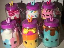 Num Noms Plush In A Jar Series 3 COMPLETE SET Easter Gift Birthday RaspberryMint
