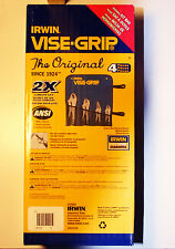 Irwin Vise-Grip 4 piece set (#71)