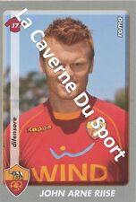 N°371 JOHN ARNE RIISE # NORWAY AS.ROMA STICKER PANINI CALCIATORI 2009