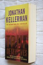 True Detectives by Jonathan Kellerman(Paperback) like new, Free postage+tracking