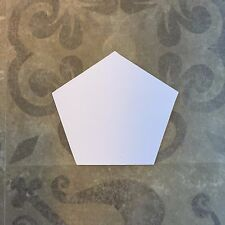 "1"" Pentagon-125 shapes English Paper Piecing  Quilt Templates by All Quilty"