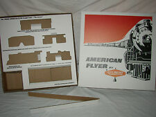 AMERICAN FLYER REPRO 20605 ARROW SET BOX & NSERTS ONLY  -NO TRAINS OR CARS  A-2B