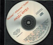 "Angel Notes ~ Michael ""Arkansas"" Sutter ~ Blues Guitar ~ CD Album ~ New"