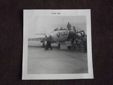 UNITED STATES  AIR FORCE F9F - 8T  1959 PHOTO
