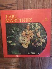 RARE Cuban vinyl Record LP TRIO MARTINEZ Siboney LD 201 EX Condition!!