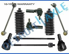 NEW 10pc Front Suspension Ball Joint Tie Rod Sway Bar Kit for 2005-2009 Mustang